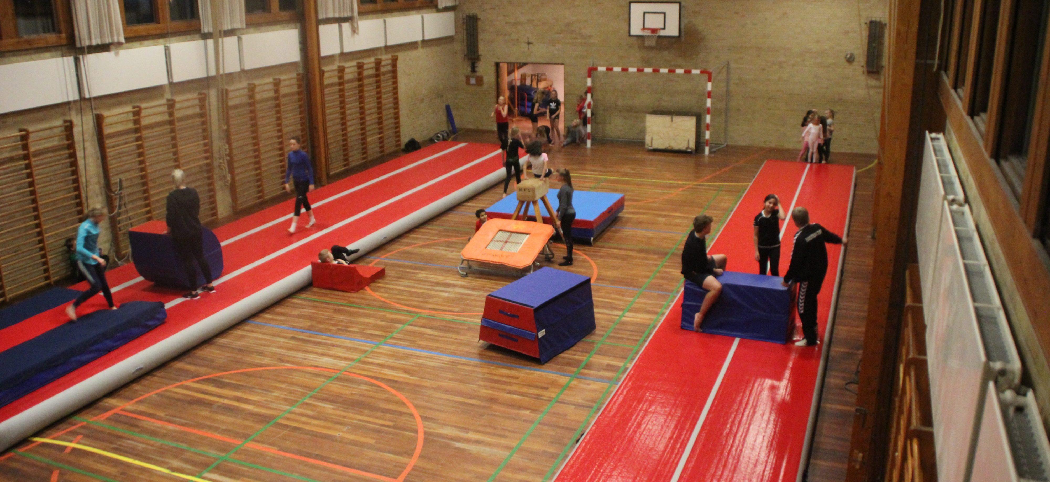 Velkommen Til HFS-Gymnastik